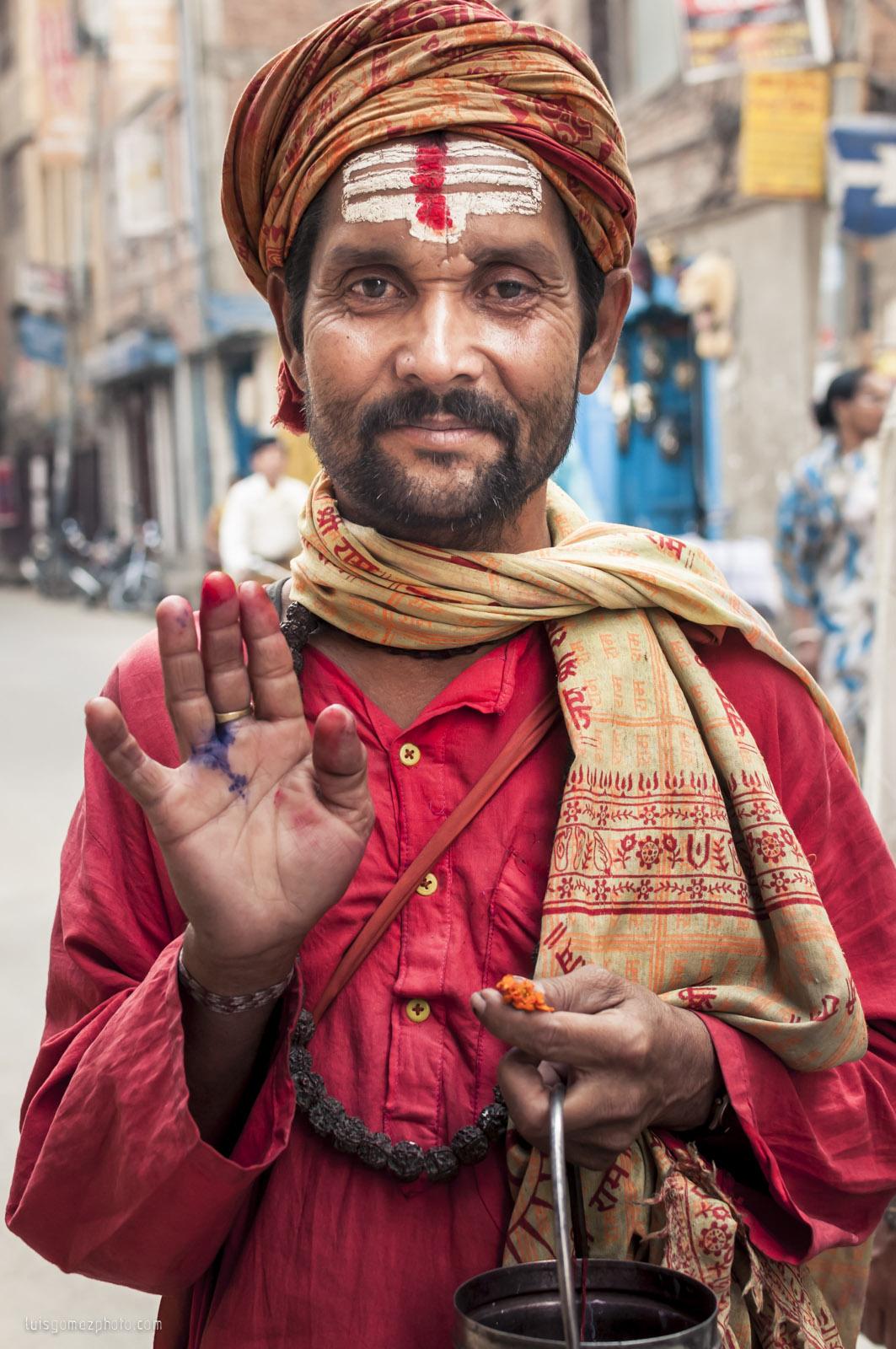 Nepalese Guru
