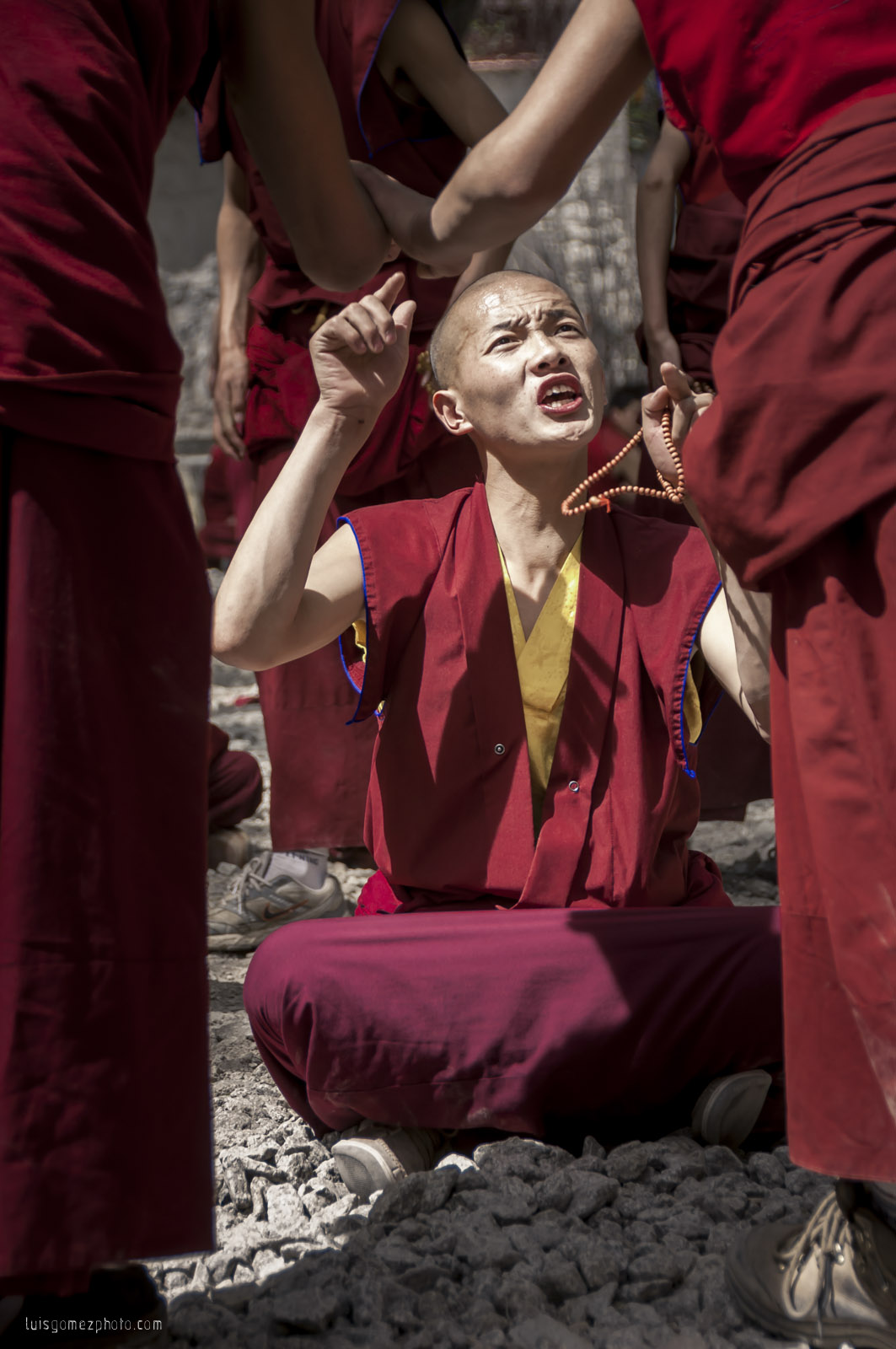 Tibetan debate