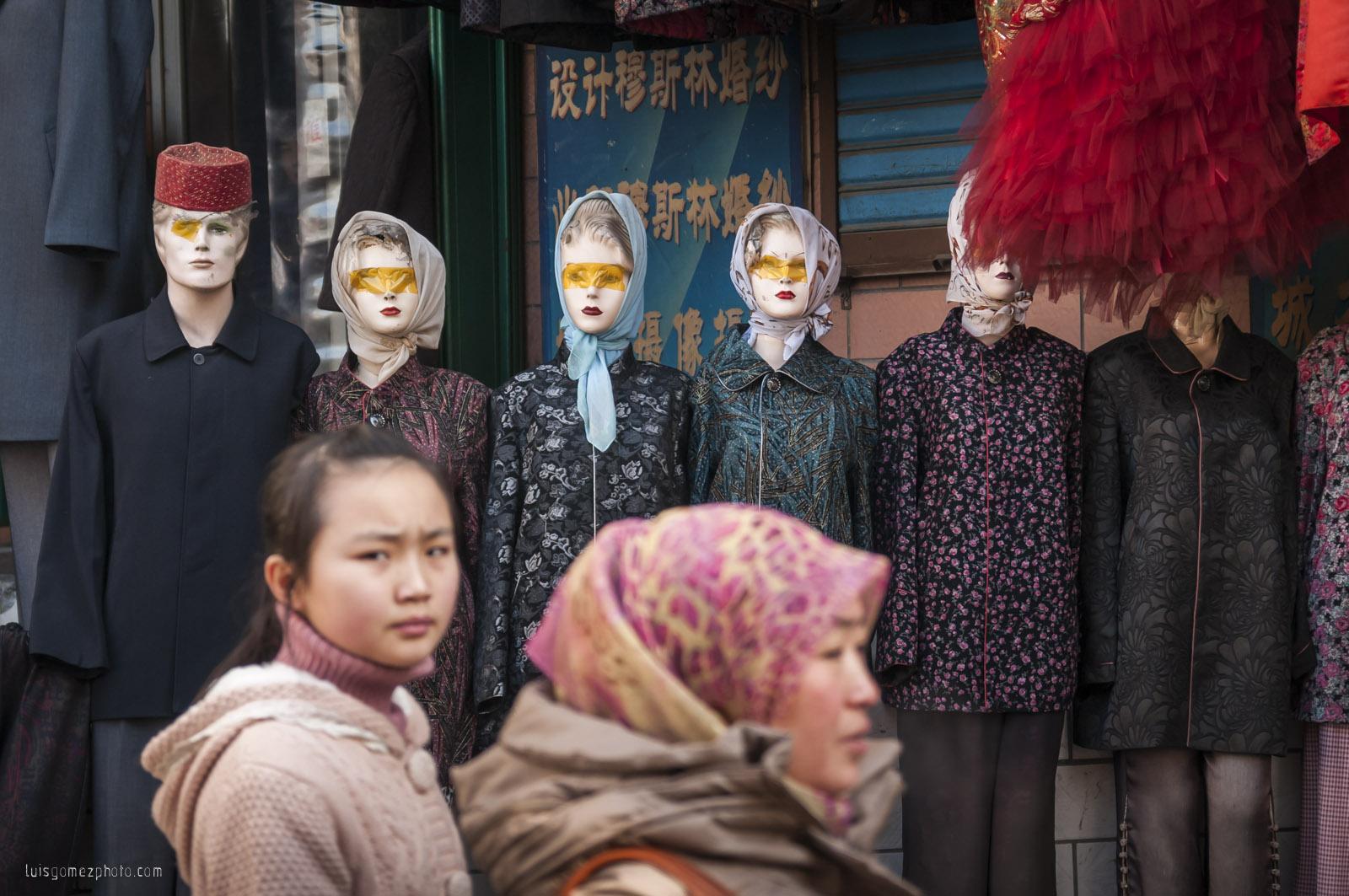 Xinjiang fashion