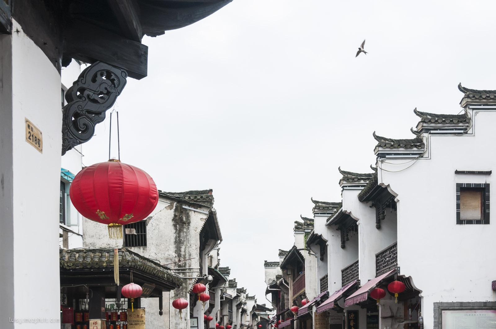 Huangshan town