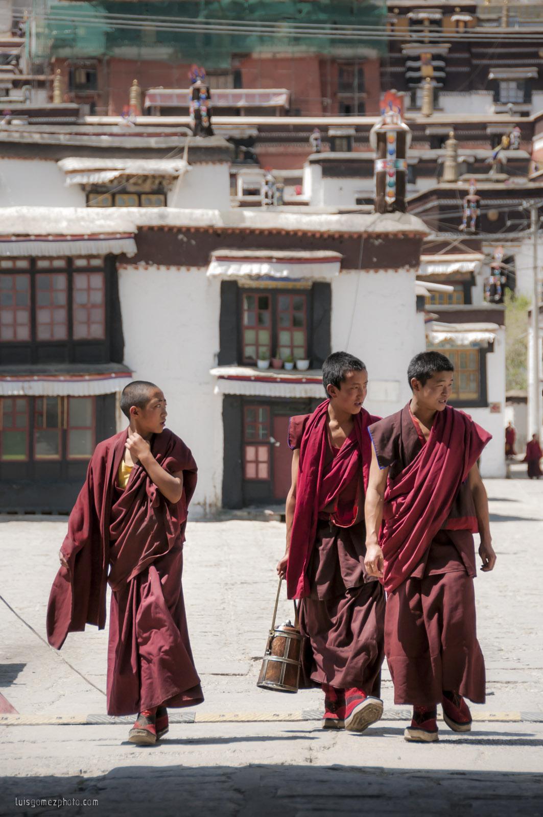 Tashilumphu Monastery