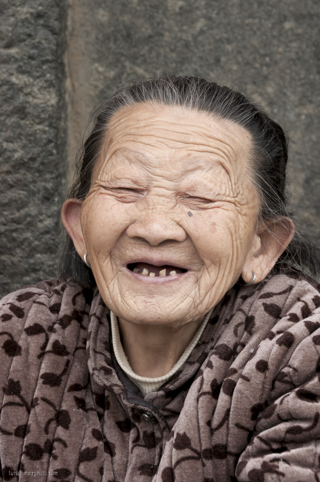 100 years smiling